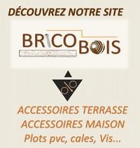 Découvrez notre nouveau site : BricoBois