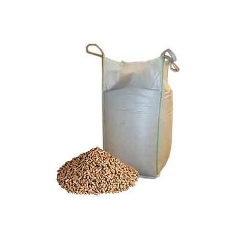 Big Bag de 1 tonne de Granulés de Bois / Pellets Sud Granulés