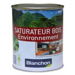 Saturateur Bois Blanchon Qualité Environnement Teinte Chêne