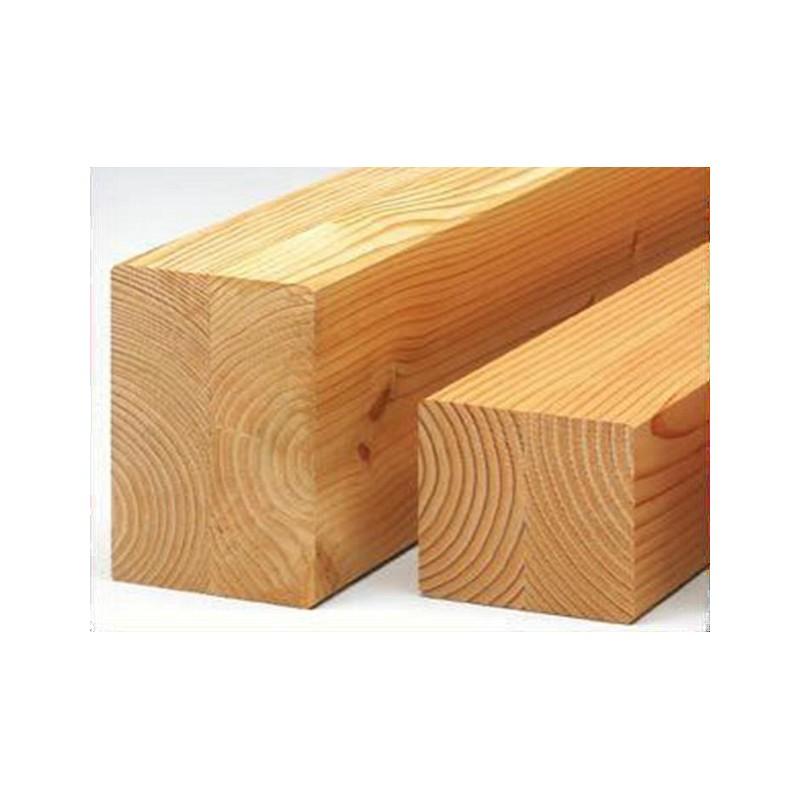 poteau 200x200 bois contrecoll douglas naturel rabot prix ml sud bois terrasse bois. Black Bedroom Furniture Sets. Home Design Ideas