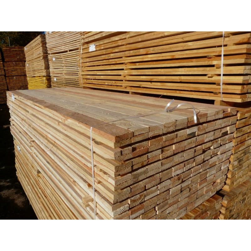 planche 27mm brut trait e autoclave marron choix 2 3 prix au m sud bois terrasse bois. Black Bedroom Furniture Sets. Home Design Ideas