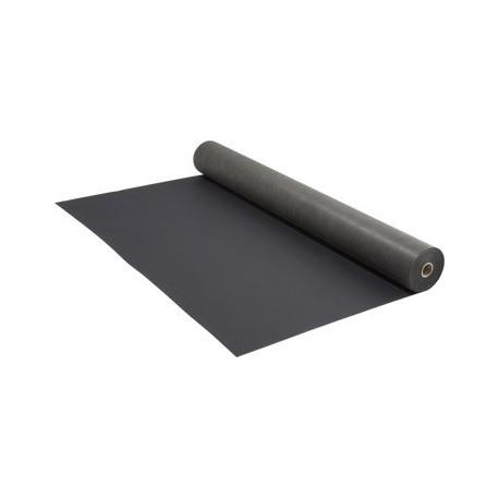 Pare Pluie Extérieur / Sous Toiture Anti UV Noir 1.50 m x 50 m : 75 m²