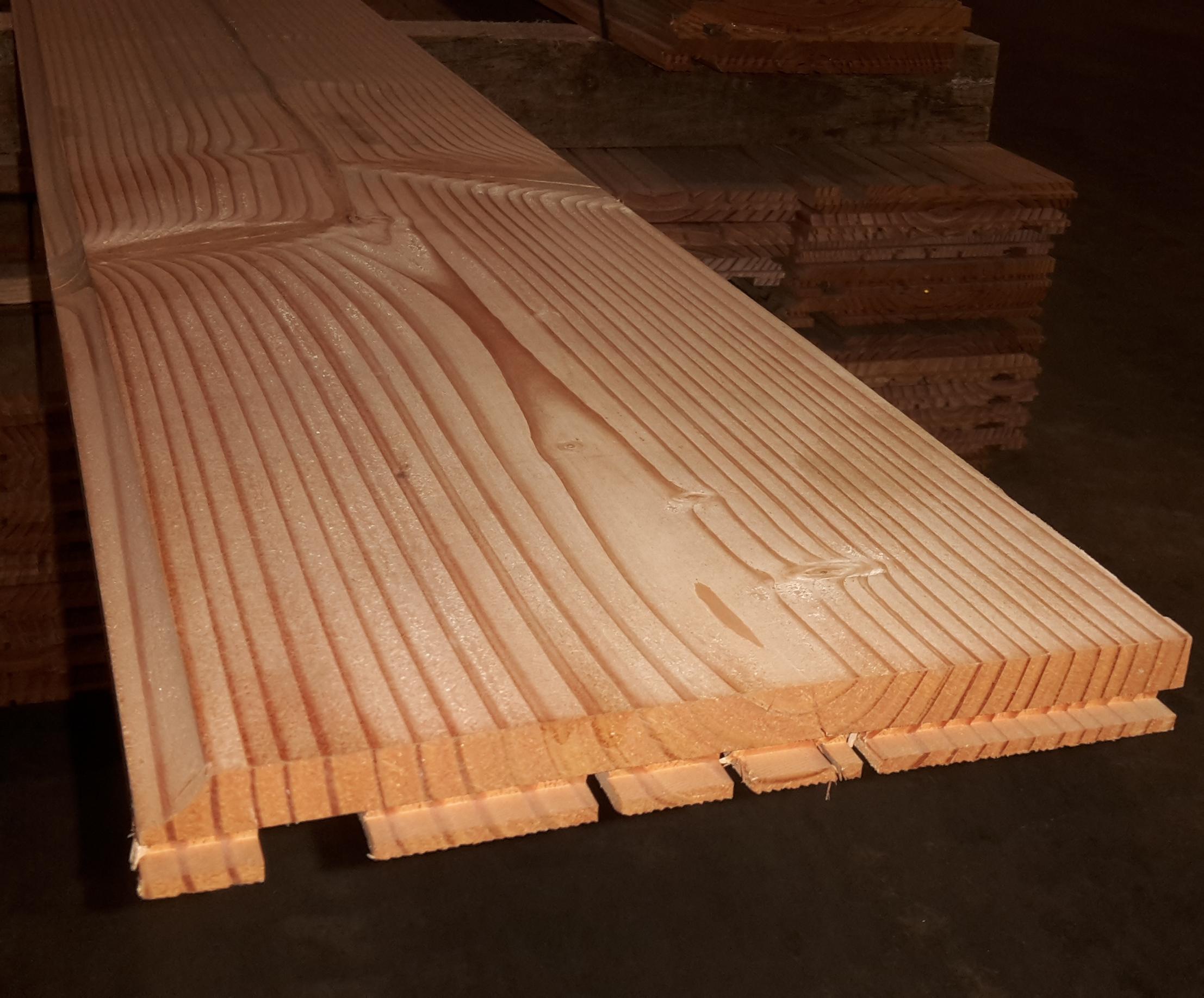 Tasseau Bois Exotique Exterieur planche de rive douglas naturel hors aubier 22 x 210 mm prix