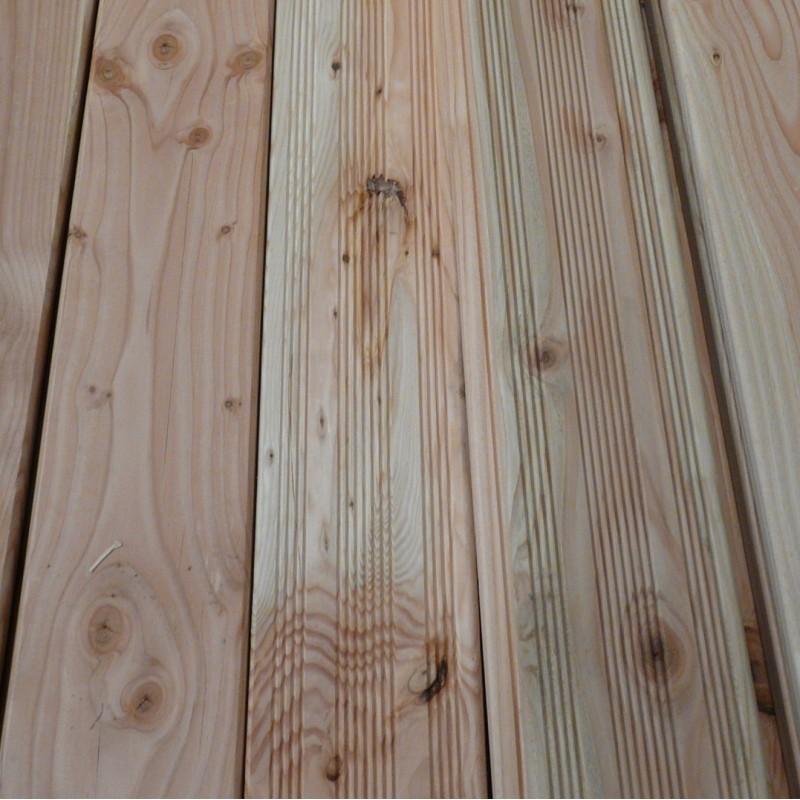 lame terrasse bois douglas lin o 28x145mm sud bois. Black Bedroom Furniture Sets. Home Design Ideas