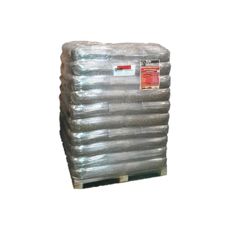 sac de 15 kilos de granul s de bois pellets sud. Black Bedroom Furniture Sets. Home Design Ideas
