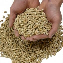 * Palette de 70 Sacs SUD GRANULES de 15 kilos soit 1.050 Tonne de Granulés de Bois DIN + Livraison Gratuite Zone A1
