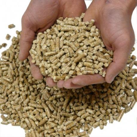 70 Sacs soit 1.05 Tonne de Pellets de Bois PREMIUM DIN + Sud' Granulés Livraison Gratuite FR30 -34