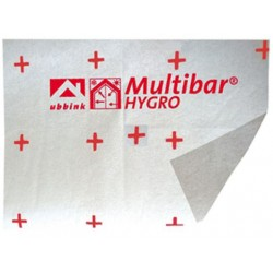 75 m² - Régulateur de Vapeur à diffusion variable Multibar HYGRO