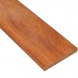Lame de Terrasse en Cumaru Qualité KD 21x145 Lisse 2 Faces en 3.65m