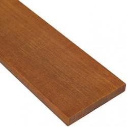 * Lame de Terrasse Bois Exotique IPE KD Lisse 2 Faces 20x140 en 3.95m / 4m