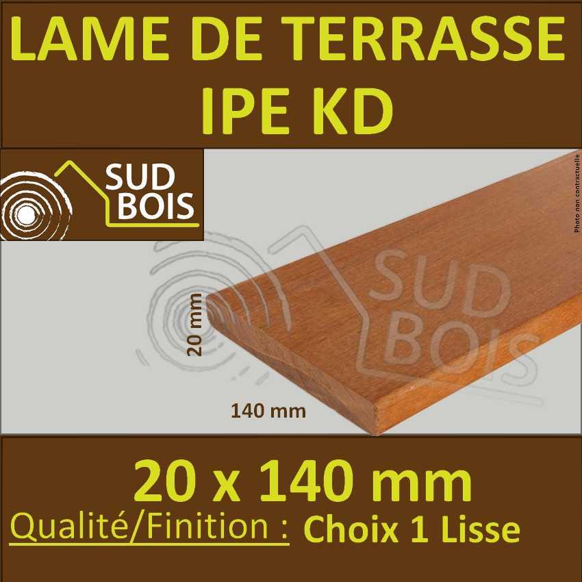 Lame Terrasse Ipe Prix