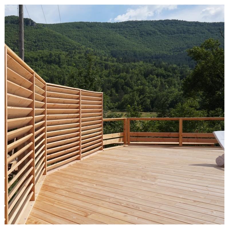 lame de terrasse prestige about 34x190 p 34mm. Black Bedroom Furniture Sets. Home Design Ideas