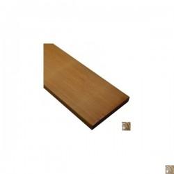 ☺ Lot de 163 lames terrasse (96.99 m²) 19x140 mm Bangkirai KD Yellow Balau 1er Choix en 4.25m - Livraison Gratuite