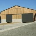○ ☺ 68.04 m² de Volige Agricole soit 144 Planches de Bardage Brute 19x175 Épicéa Classe 3 Brun 2m70