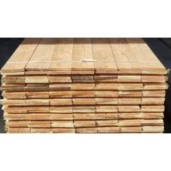Planche / Volige Calibrée 18x155 ( 18x150 ) Douglas Brut Naturel 2m