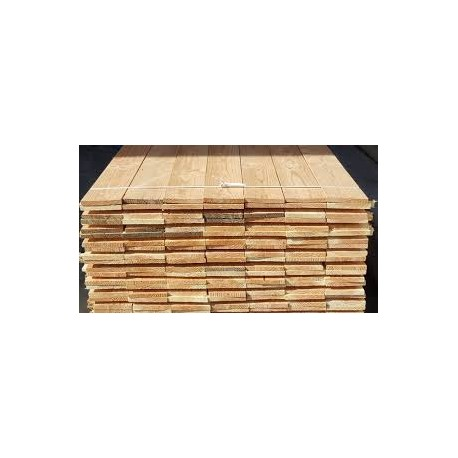 Planche / Volige Calibrée 18x155 ( 18x150 ) Douglas Brut Naturel 2m50