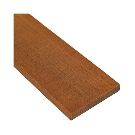 * Lame de Terrasse Bois Exotique IPE Lisse 2 Faces 20x140 ou 19x140 en 4.85 m / 4m90