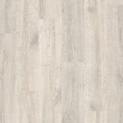 * Sol Stratifié QUICK STEP - Chêne Vieilli Patiné Blanc. Prix / botte de 1.596 m²