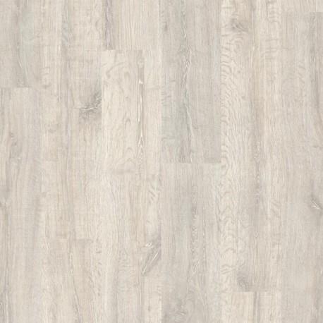 Sol Stratifié QUICK STEP - Chêne Vieilli Patiné Blanc. Prix / botte de 1.596 m²