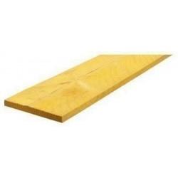 * Planche Volige / Palette Résineux Brut Traité Classe 2 Jaune 18mm Prix/m²