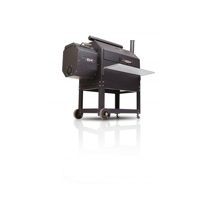 barbecue granul s de bois pellets petillo sud bois. Black Bedroom Furniture Sets. Home Design Ideas