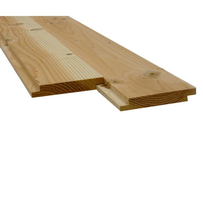 lambris sous toiture mi bois 18x183 douglas 1er choix. Black Bedroom Furniture Sets. Home Design Ideas