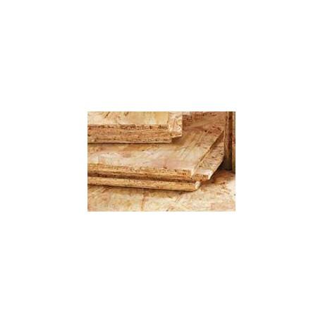 * Dalle OSB3 / Panneau à rainure languette Kronoply OSB 3 Extérieur 2500x625mm Ép. 12mm RL4 (copie)