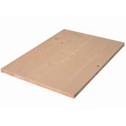* Panneau 3 Plis en Épicéa collage extérieur 500x205cm ( 5000x2050 mm) Qualité B/C+