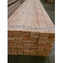 ♦ Lame de Terrasse Bois LINEO 28x145 Douglas Naturel 2nd Choix 2.5m