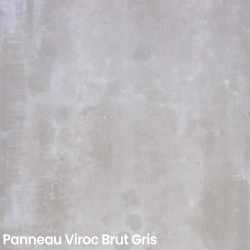 Panneau composite Multi-Applications Viroc Finition Brut