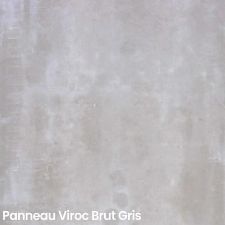 Panneau composite Multi-Applications Viroc Finition Brut