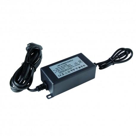 Transformateur 30 W pour Spots LED Extérieur