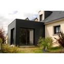 Bardage Bois Profil Line 20x125 Choix B en €/m2