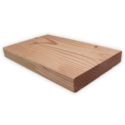 ► Lame de Terrasse Bois LINEO 28x145 Douglas Naturel Hors Aubier Choix Premium Prix/m²