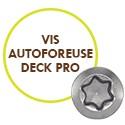 Vis Autoforeuse DECK Pro
